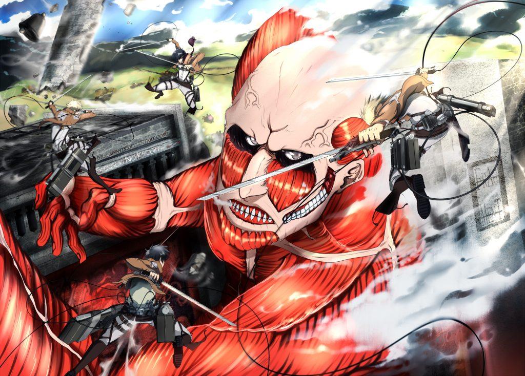 Watch Attack On Titan