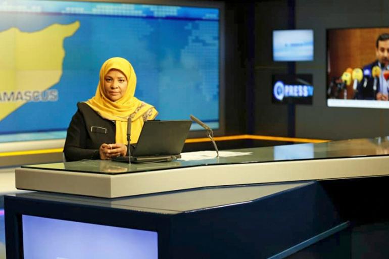 Iran State TV News